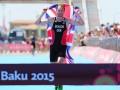 Европейские игры 2015: Золото в триатлоне досталось британцу, Мартыненко в ТОП-10