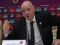 Инфантино: UEFA не получал писем по поводу крымских клубов