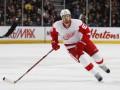 NHL: Пять шайб Франзена приносят Детройту победу над Оттавой