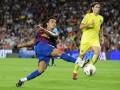 Барселона переигрывает Вильярреал