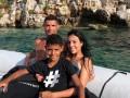 Сын Роналду оформил покер в дебютном матче за Ювентус