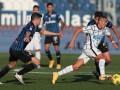 Аталанта избежала поражения в напряженном матче с Интером