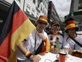 Германия-Турция: Слово берут букмекеры