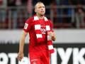 Фанат напал на игрока московского Спартака во время матча Лиги Европы