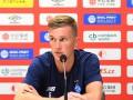 Cидорчук – о матче со Славией: Наша цель – обеспечить комфортный результат перед игрой дома
