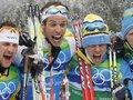 Лыжная эстафета: Шведы выковали новую золотую медаль