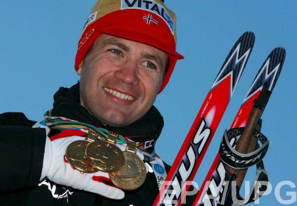 Бьорндален озабочен неудачным выступлением Норвегии на Олимпиаде