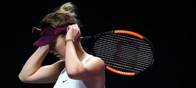 Свитолина без шансов уступила в четвертьфинале на турнире в Хуахине