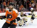 НХЛ: Филадельфия сильнее Бостона, Питтсбург проиграл Вашингтону