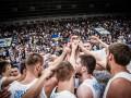 Сборная Украины по баскетболу отправилась в Черногорию