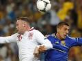 Матч Англия - Украина собрал рекордную телеаудиторию за последние пять лет