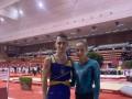 Гимнастка Варинская выиграла турнир в Барселоне