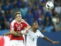 Евро-2016: Сборные Франции и Швейцарии разошлись миром