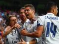 Хит-три Роналду принес Реалу уверенную победу над Атлетико