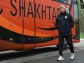 Футболисты Шахтера прогулялись по Александрии перед кубковым матчем
