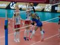 Украина с победы стартовала в женской волейбольной Золотой Евролиге