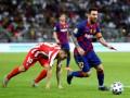 Стали известны стартовые составы Барселоны и Атлетико на матч