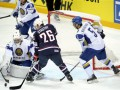 ЧМ по хоккею: Казахстан в овертайме уступил США, Чехия разгромила Италию