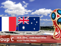 Франция – Австралия: когда матч и где смотреть