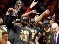 Кливленд впервые в истории выиграл НБА