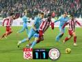 Гармаш забил дебютный гол за Ризеспор