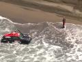 Машина Аль-Раджи чуть не отправилась в Тихий океан на пятом этапе Дакара