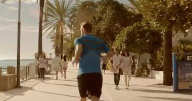 Дэвид Бекхэм снялся в новой рекламе