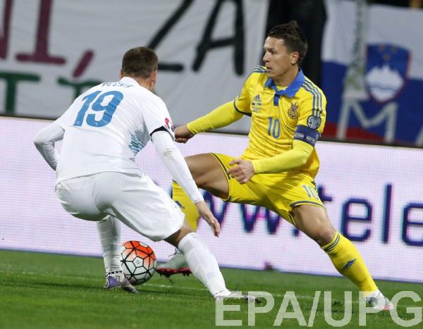 Товарищеский матч сборной Украины с Молдовой может не состояться