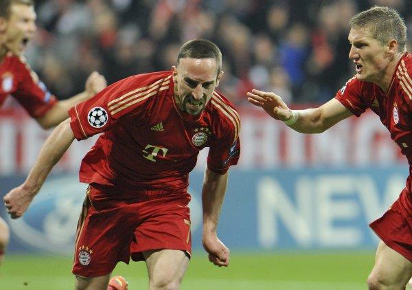 Бавария обстреляла ворота Челси, но безрезультатно