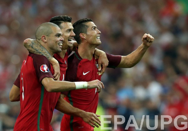 Cтатистика выступлений Португалии на чемпионатах Европы