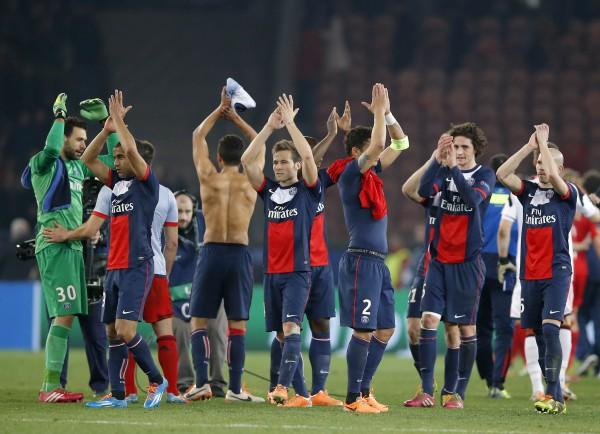 Футболистам ПСЖ пообещали по миллиону евро за победу
