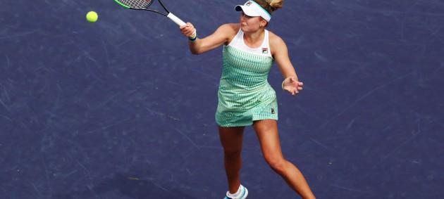 Майами (WTA): Козлова вышла в финал квалификации