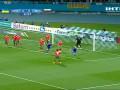 Отличный дебют:  Селин открывает счет в матче с болгарами