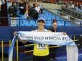 Виктория Терещук - чемпионка мира в современном пятиборье