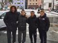 Украинские дзюдоисты без тренеров готовятся к сезону в Австрии