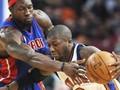 NBA: Нью-Йорк берет реванш у Детройта
