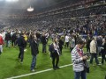 УЕФА условно отстранил Лион и Бешикташ