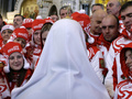 Фотогалерея: Патриарх Кирилл благословил российских олимпийцев