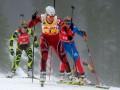 Трасса чемпионата мира по биатлону будет посыпана селитрой перед спринтами