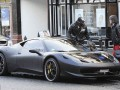 Форвард Эвертона разбил свой Ferrari за 175 тысяч фунтов