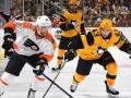НХЛ: Питтсбург разгромно проиграл Филадельфии и другие результаты дня