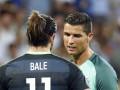 Роналду утешил друга после полуфинального матча против Уэльса