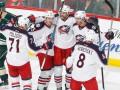 НХЛ: Победы Коламбуса и Рейнджерс