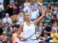 На Уимблдоне осталась только одна теннисистка из топ-10