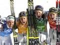 Золотой подвиг: Сборная Швеции вырвала победу в лыжной эстафете