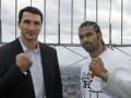 Известный боксер: Хэй может расплющить Кличко