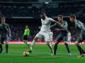 Реал в меньшинстве проиграл Реал Сосьедаду