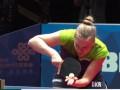 Украинки вошли в число 12 лучших на ЧМ по настольному теннису
