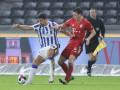 Бавария минимально обыграла Герту в чемпионате Германии