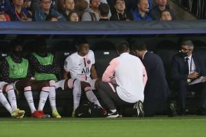 Мбаппе травмировался в матче против Брюгге